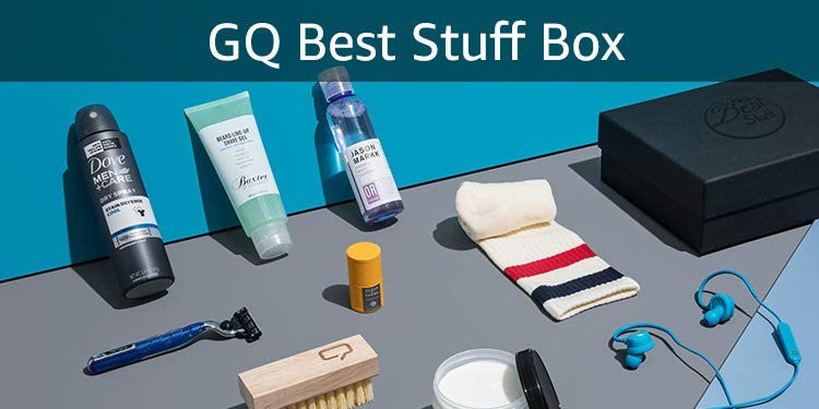GQ Best Stuff Box: GQ's best stuff delivered quarterly