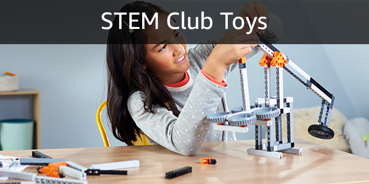 STEM Club Toy Subscription: Delivers handpicked Science, Technology, Engineering, and Math toys to your door at a great price.