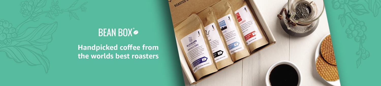 Bean Box sampler: Freshly Roasted Coffee Subscription