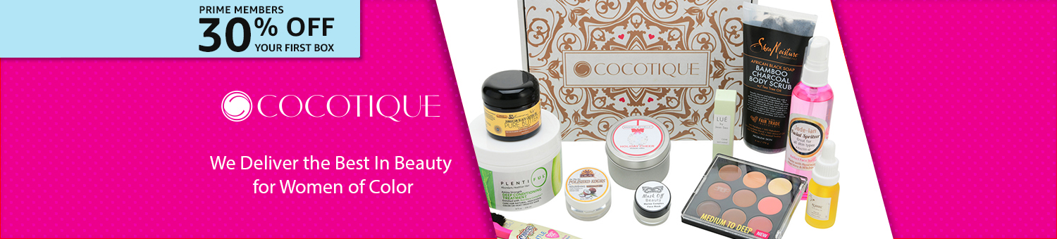 Cocotique - We deliver the Best In Beauty for Women of Color