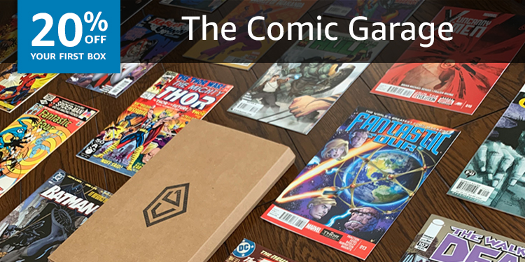 The Comic Garage