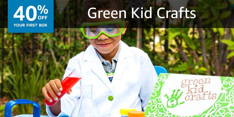 Green Kids Craft
