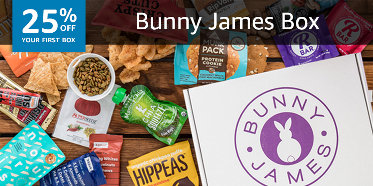 Bunny James Box