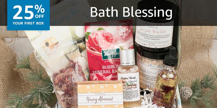 Bath Blessing