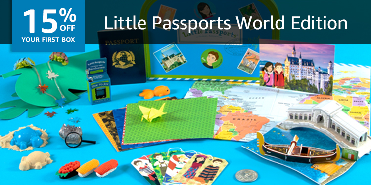Little Passport World Edition