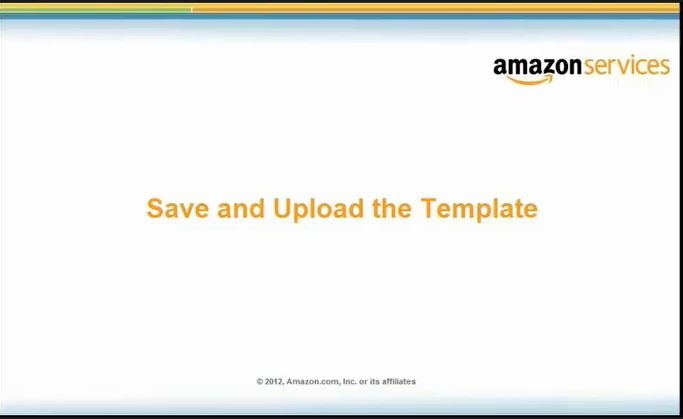 Save and upload the template amazon seller central learn how to save and upload your inventory file template maxwellsz