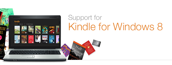Kindle for Windows 8 Help