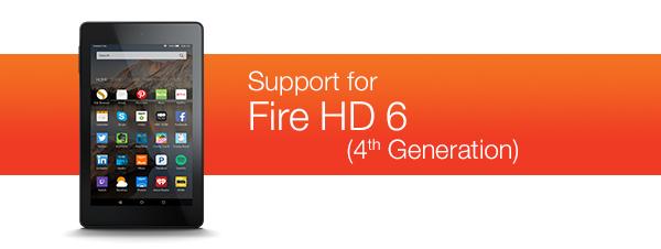 Amazon Fire HD 6 Driver PC