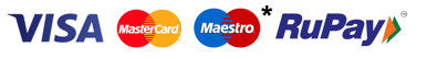 does amazon accept maestro cards