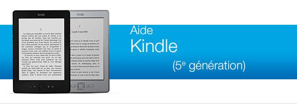 Aide Kindle