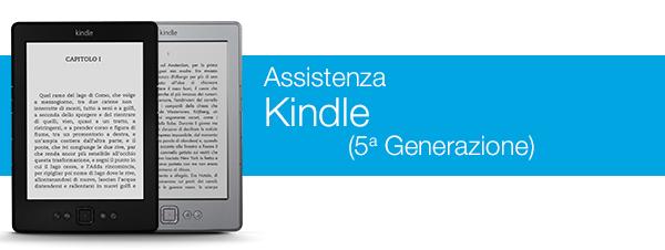 Assistenza Kindle