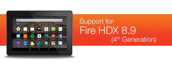Amazon Fire HDX 8.9 Treiber Windows 10