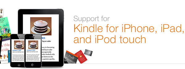 Kindle for iPhone iPad and iPod touch Help