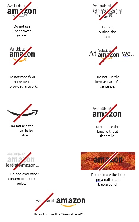 Trademark Usage Guidelines Amazon Seller Central