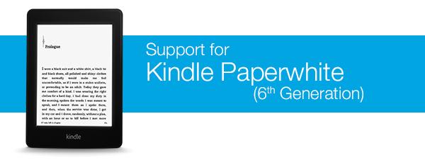 amazon com help kindle paperwhite 6th generation
