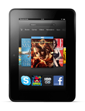 Image of a Kindle Fire HD 7