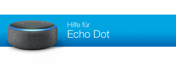 Support for Echo Dot
