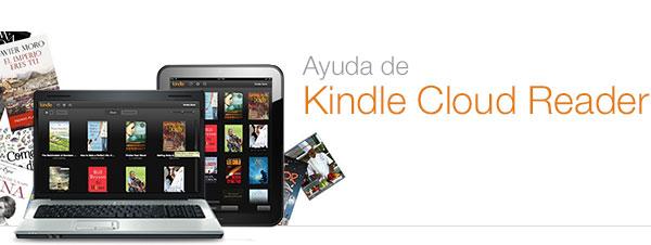 Ayuda de Kindle Cloud Reader
