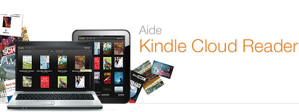 Aide Kindle Cloud Reader