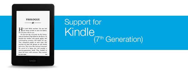 amazon com help kindle 7th generation