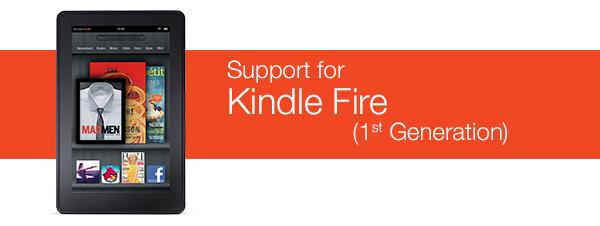 AMAZON KINDLE FIRE 1ST GENERATION DRIVER