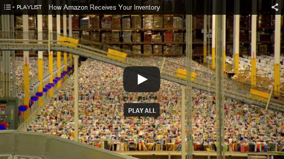 How Amazon Receives and Stores Your Inventory