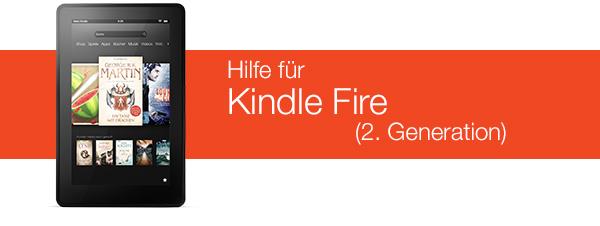 Kindle Fire Hilfe
