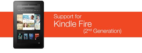 Kindle Fire 2nd Generation Help