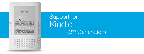 Amazon Kindle Paperwhite 2nd Generation Drivers for Windows Mac