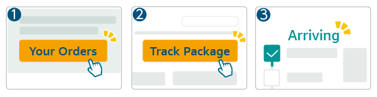 Amazon.ca Help: Track Your Package