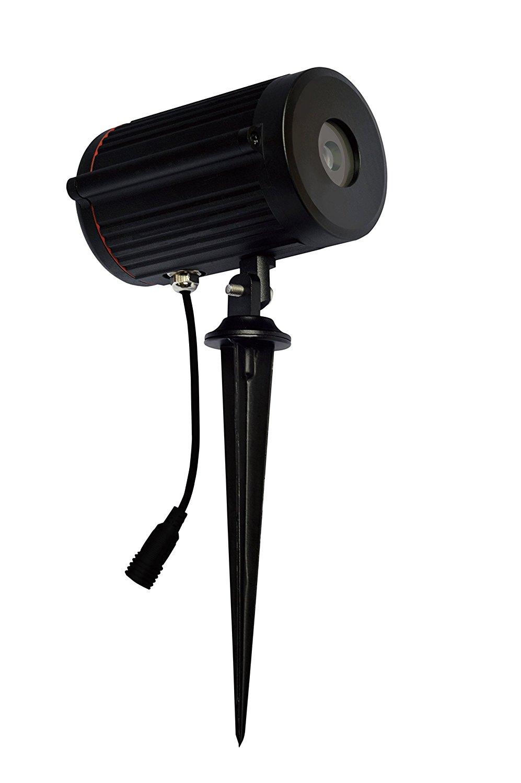 园艺激光投影仪示例