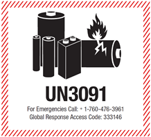 UN3091-label