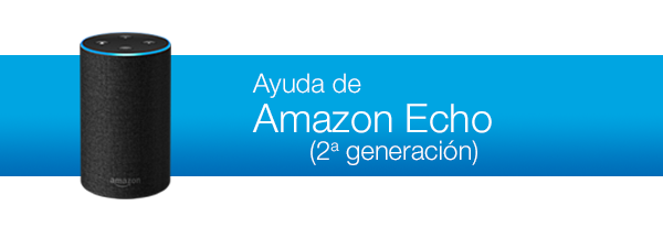 Support for Amazon Echo (2nd Generation)