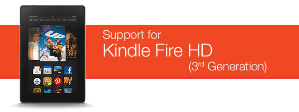 Kindle Fire HD 2nd Generation
