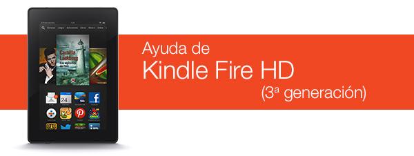 Kindle Fire HD (2ª generación)