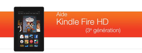 Kindle Fire HD (2e génération)