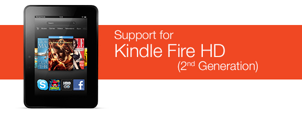 WOOOOKindle Fire HD 7