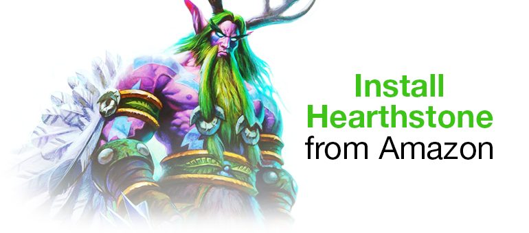 Amazon com: Hearthstone - Install Amazon Appstore: Apps & Games