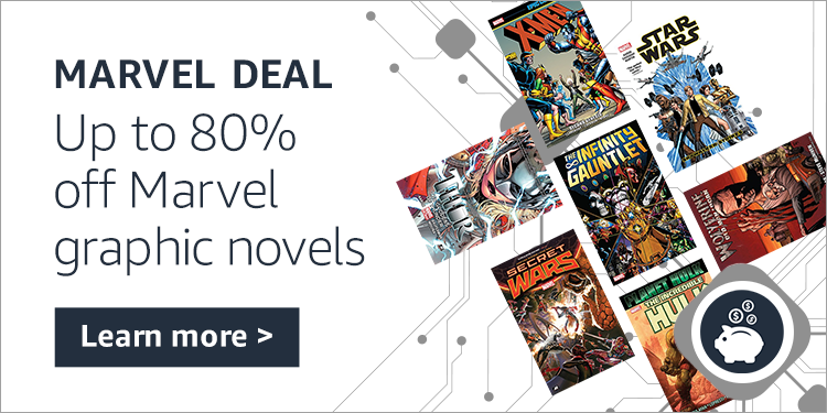 Marvel Comic Deals