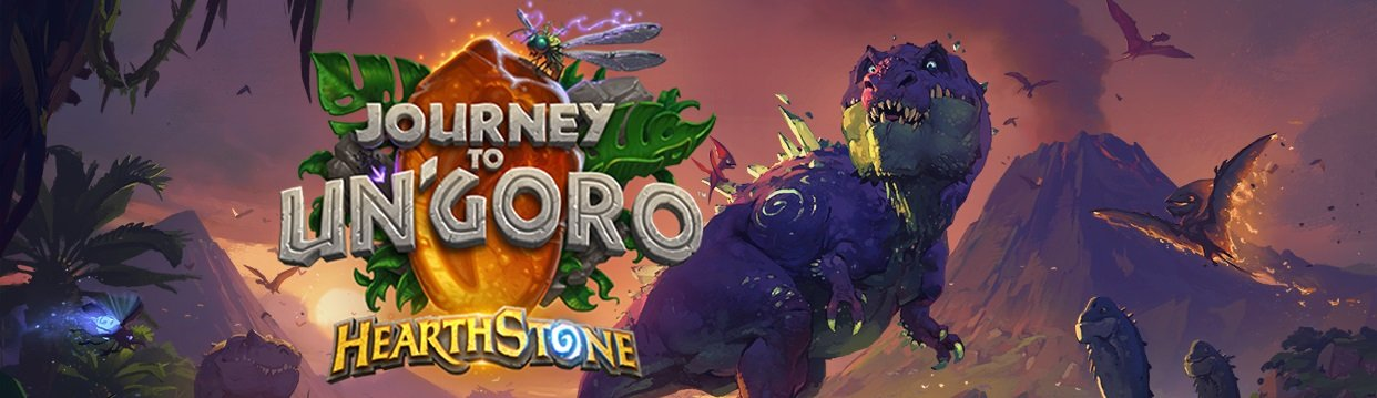 "save on ""Journey to Un'Goro"" with Amazon Coins"