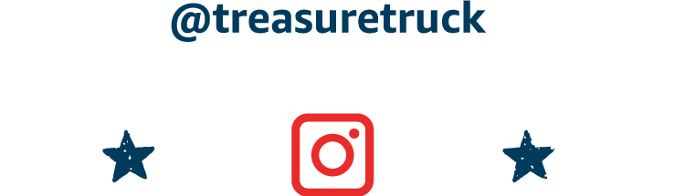 Treasure Truck Instagram @TreasureTruck