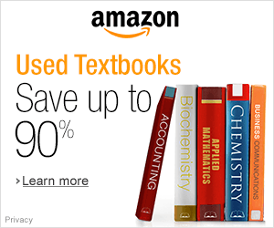 Shop Amazon - Used Textbooks - Save up to 90%