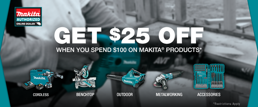 Makita Black Friday 2016