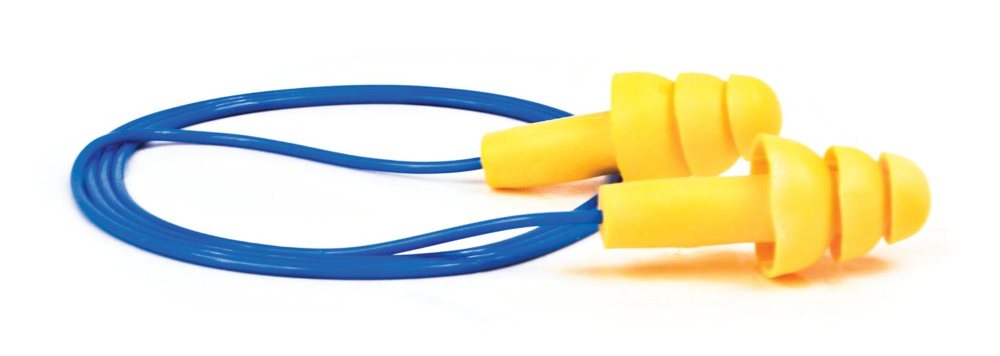 Amazon.com: 3M 340-4004 EAR Ultrafit Corded Earplugs, 100