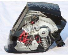 20704 Auto-Darkening Solar Powered Welding Helmet
