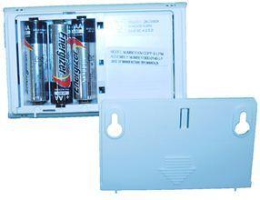 Kidde battery-operated CO alarm