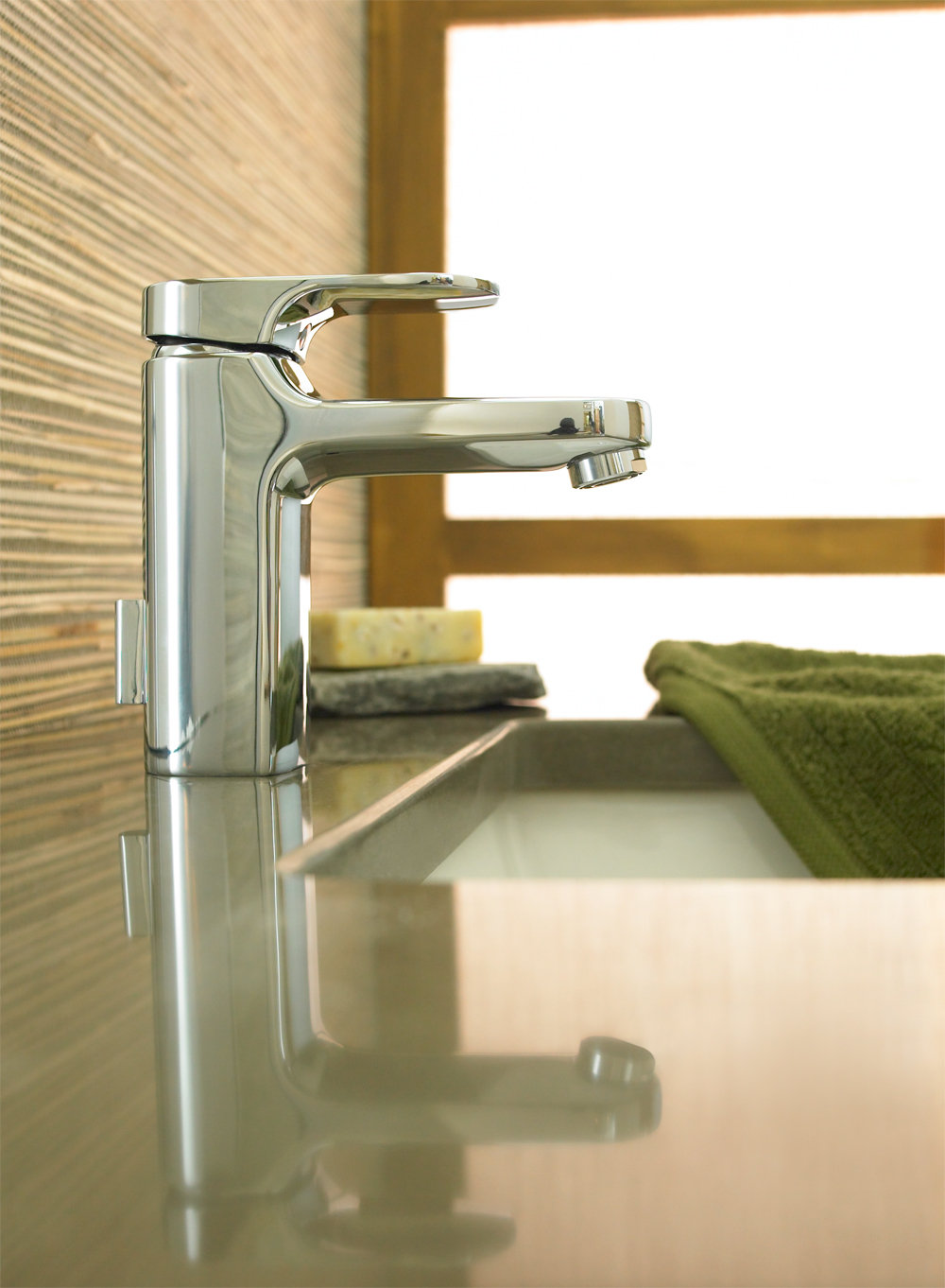 Give Your Bathroom An Upscale Look That Will Have Your Guests Talking.