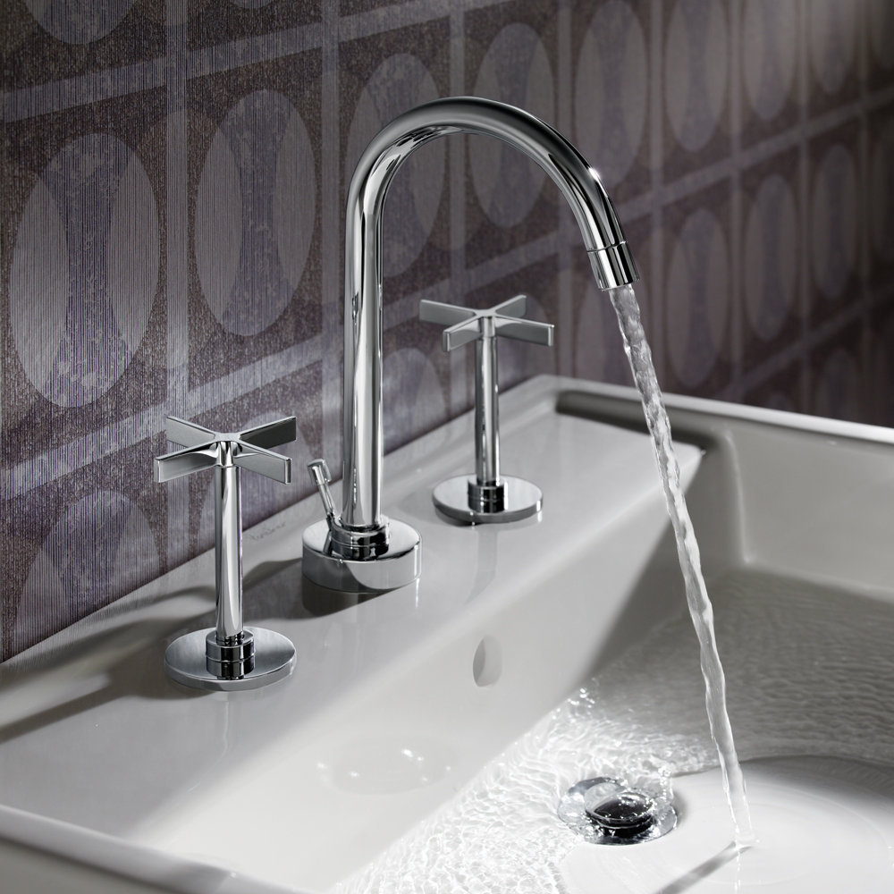Jado 847003.144 Stoic Widespread Lavatory Faucet With