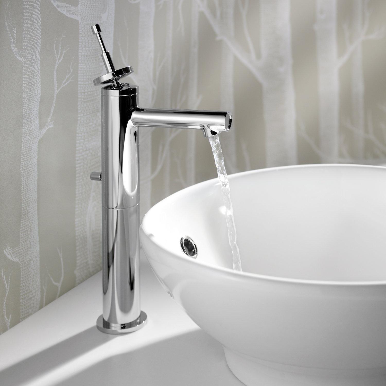 Jado 847702.150 Stoic Single Lever Vessel Faucet with Pixie Handle ...