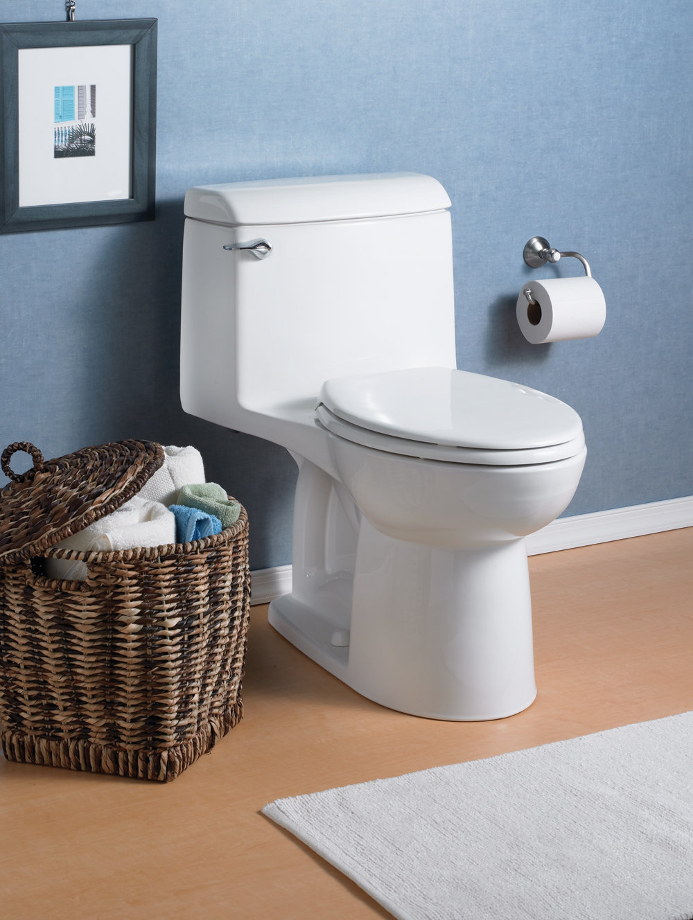 American Standard Toilets : American standard  champion right height one
